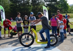Elektrokoloběžky Hugo Bike2